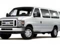 BIS shuttle van